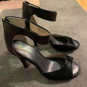 Seychelles 'Good Fortune' ankle strap sandals